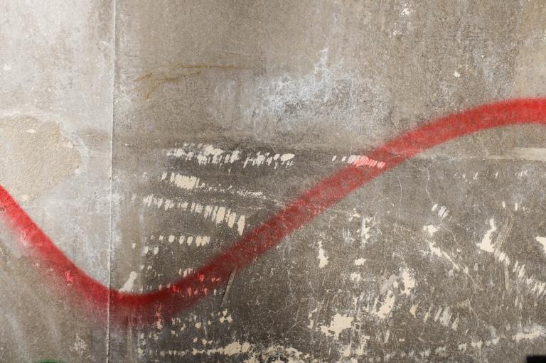 Graffiti sinus